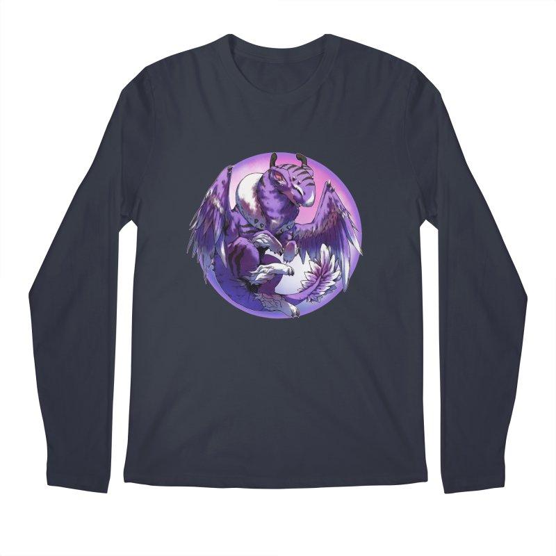 Fleeting Dream Snowglobe Men's Regular Longsleeve T-Shirt by AdeptGamer's Merchandise