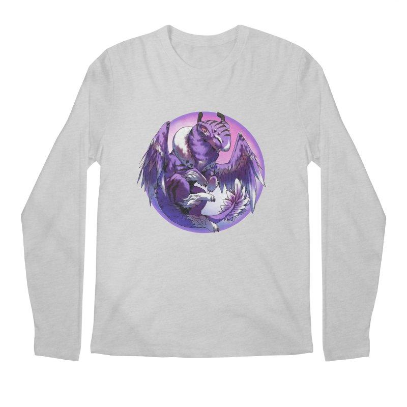 Fleeting Dream Snowglobe Men's Longsleeve T-Shirt by AdeptGamer's Merchandise