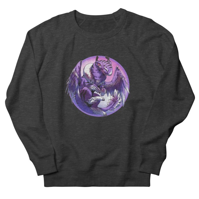 Fleeting Dream Snowglobe Women's French Terry Sweatshirt by AdeptGamer's Merchandise