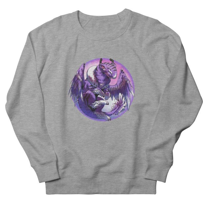 Fleeting Dream Snowglobe Women's French Terry Sweatshirt by AdeptGamer's Merchandise