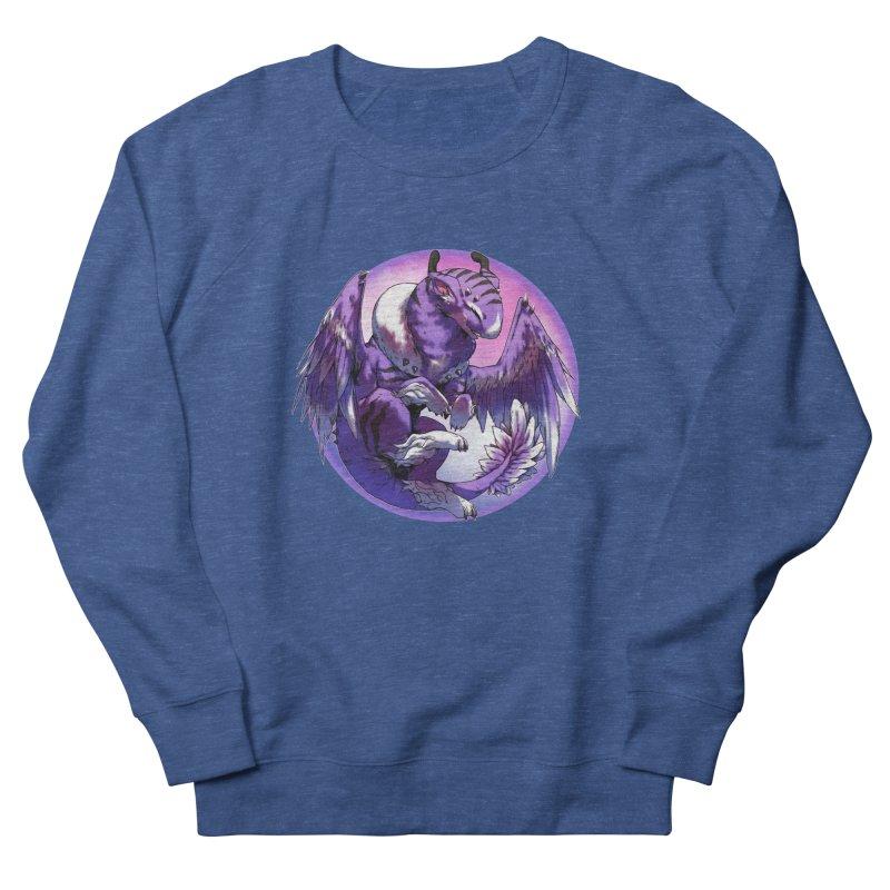 Fleeting Dream Snowglobe Men's French Terry Sweatshirt by AdeptGamer's Merchandise