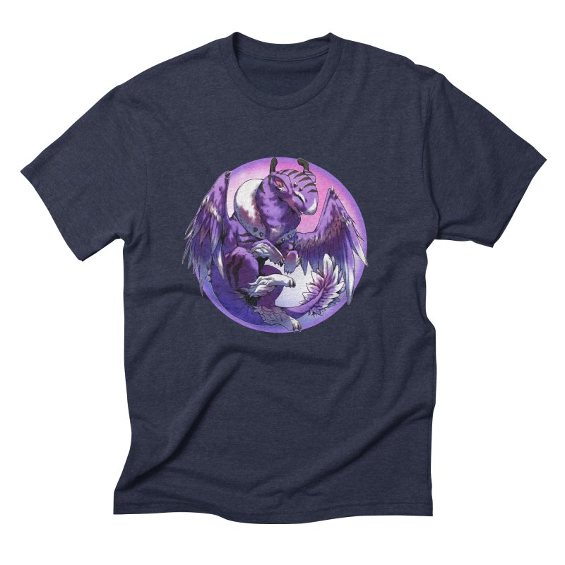 Fleeting Dream Snowglobe Men's Triblend T-Shirt by AdeptGamer's Merchandise
