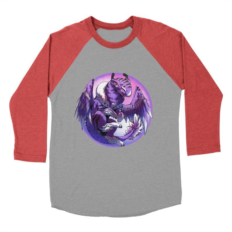 Fleeting Dream Snowglobe Men's Baseball Triblend T-Shirt by AdeptGamer's Merchandise