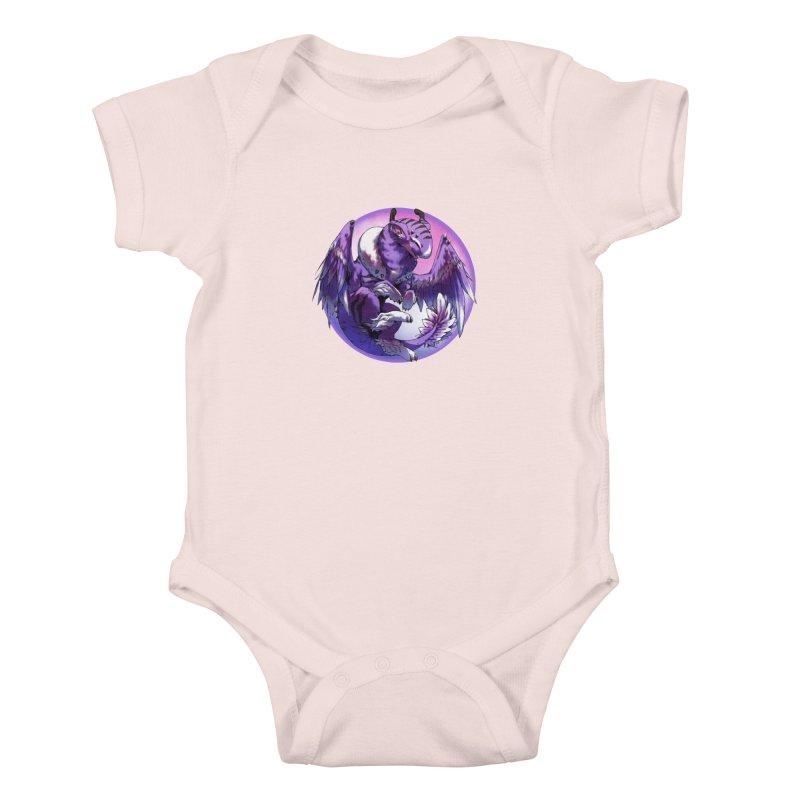 Fleeting Dream Snowglobe Kids Baby Bodysuit by AdeptGamer's Merchandise