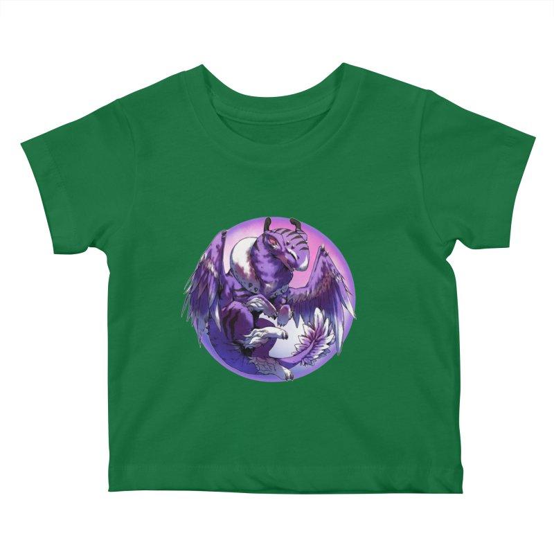 Fleeting Dream Snowglobe Kids Baby T-Shirt by AdeptGamer's Merchandise