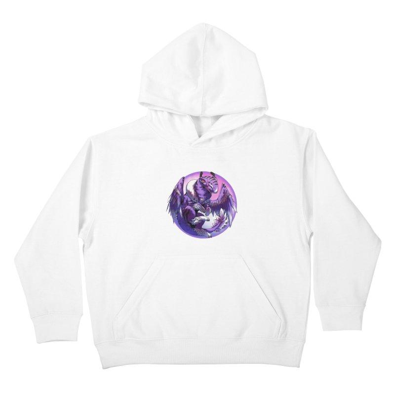 Fleeting Dream Snowglobe Kids Pullover Hoody by AdeptGamer's Merchandise