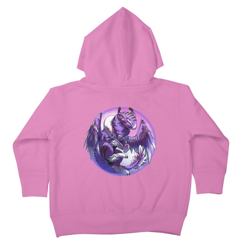Fleeting Dream Snowglobe Kids Toddler Zip-Up Hoody by AdeptGamer's Merchandise