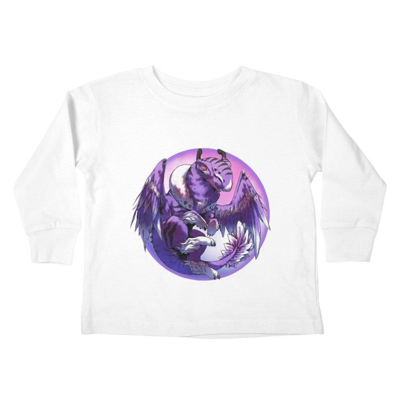 Fleeting Dream Snowglobe Kids Toddler Longsleeve T-Shirt by AdeptGamer's Merchandise