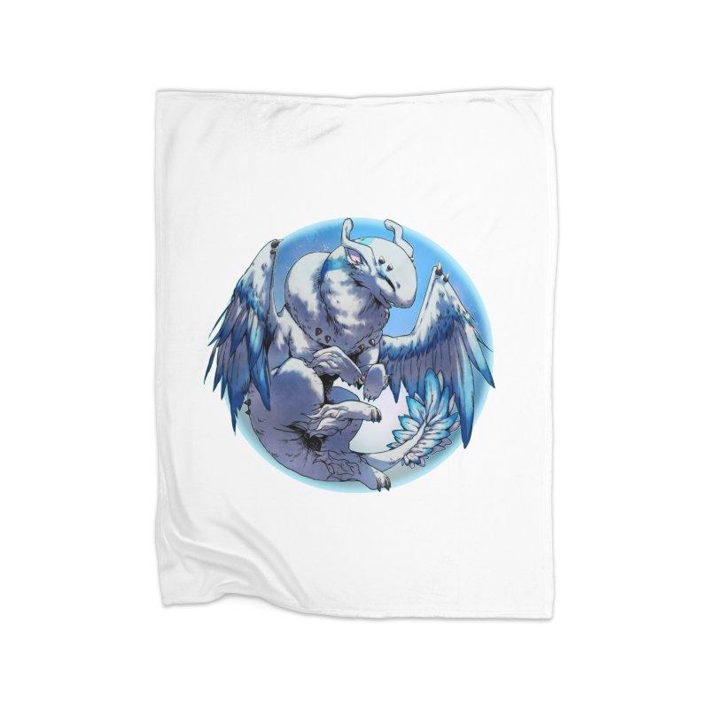 FroYo Snowglobe Home Blanket by AdeptGamer's Merchandise
