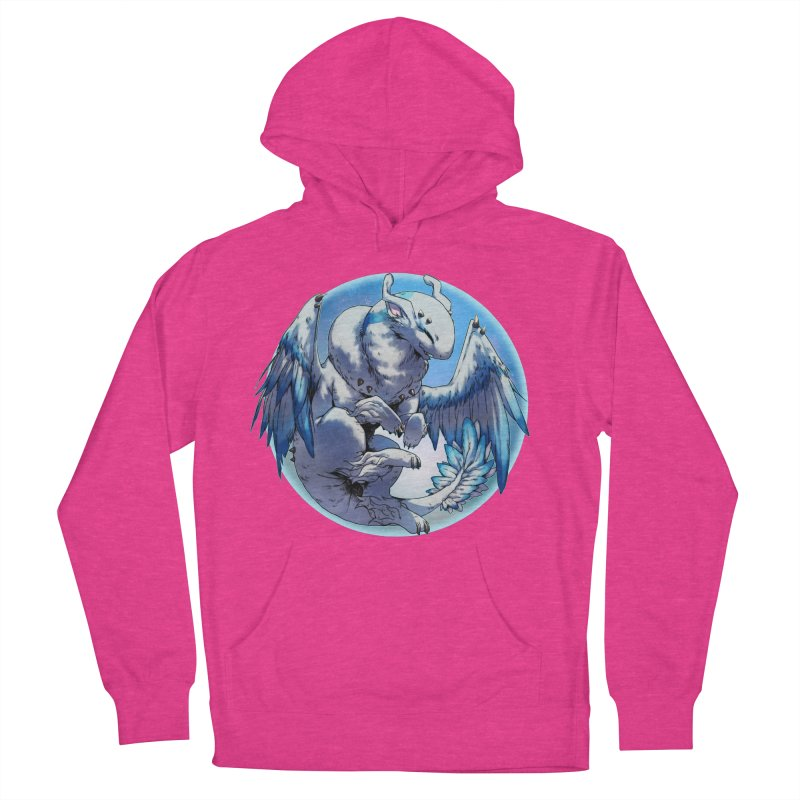 FroYo Snowglobe Women's French Terry Pullover Hoody by AdeptGamer's Merchandise