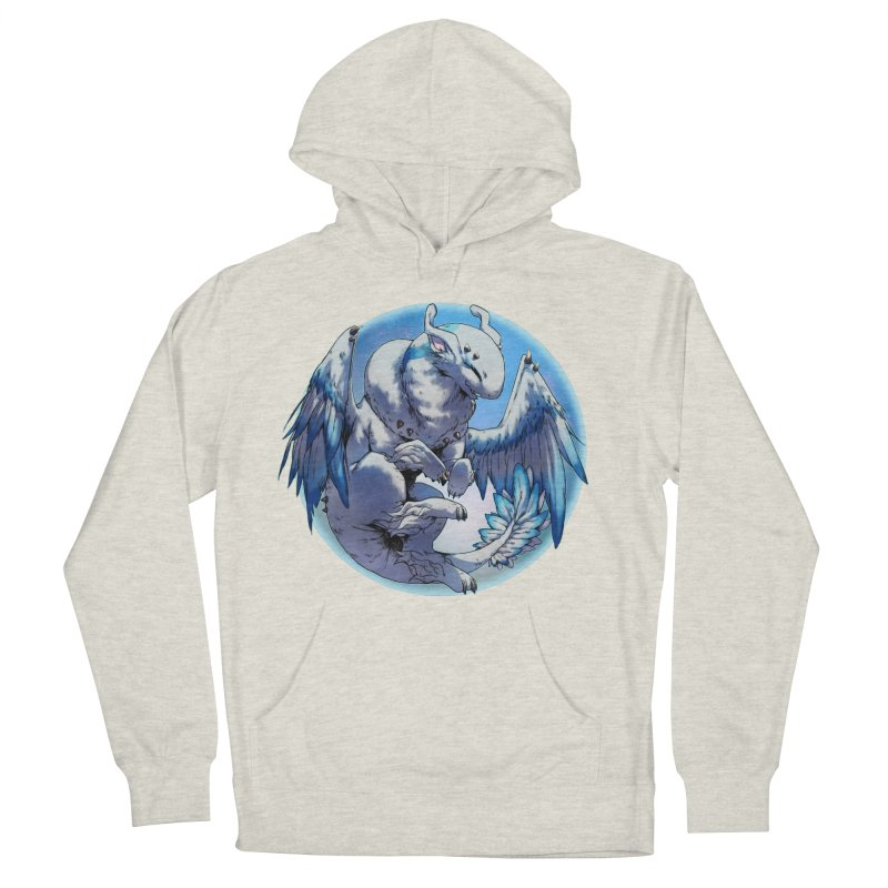 FroYo Snowglobe Men's Pullover Hoody by AdeptGamer's Merchandise