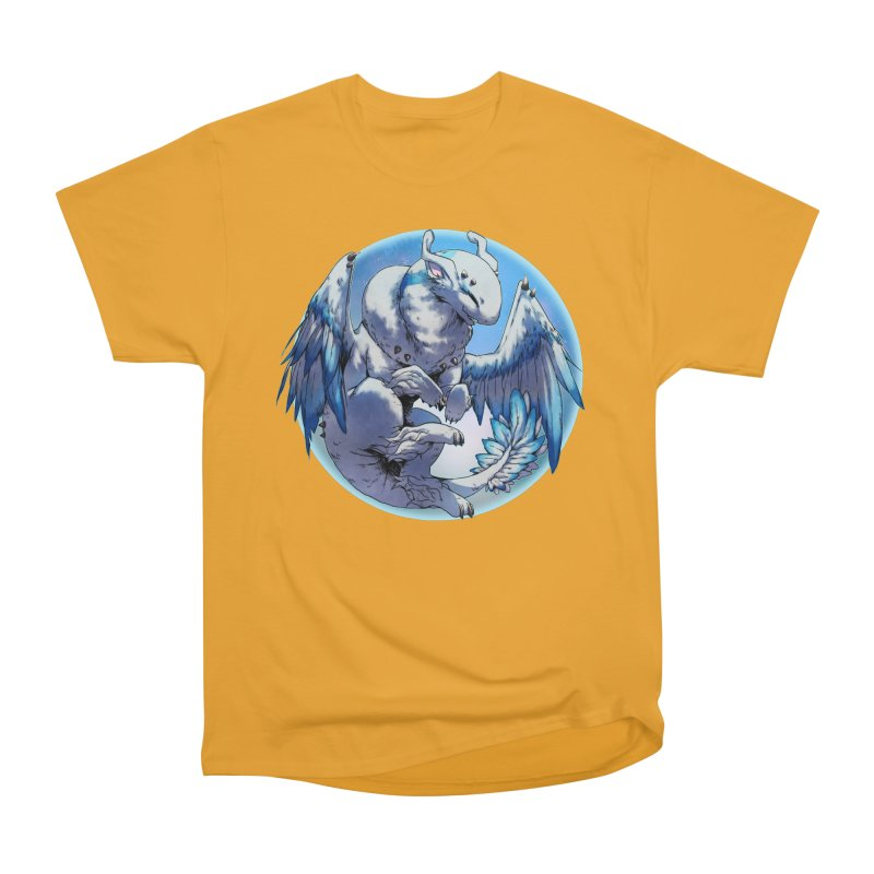 FroYo Snowglobe Men's Heavyweight T-Shirt by AdeptGamer's Merchandise
