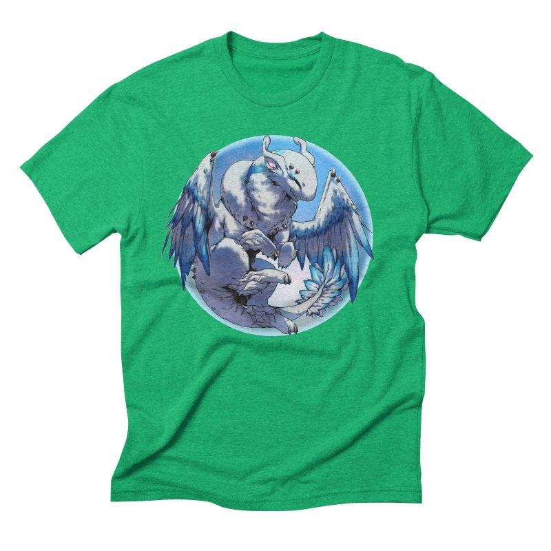 FroYo Snowglobe Men's Triblend T-Shirt by AdeptGamer's Merchandise