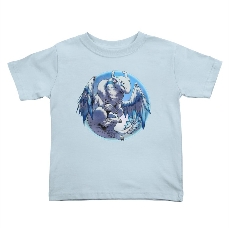 FroYo Snowglobe Kids Toddler T-Shirt by AdeptGamer's Merchandise
