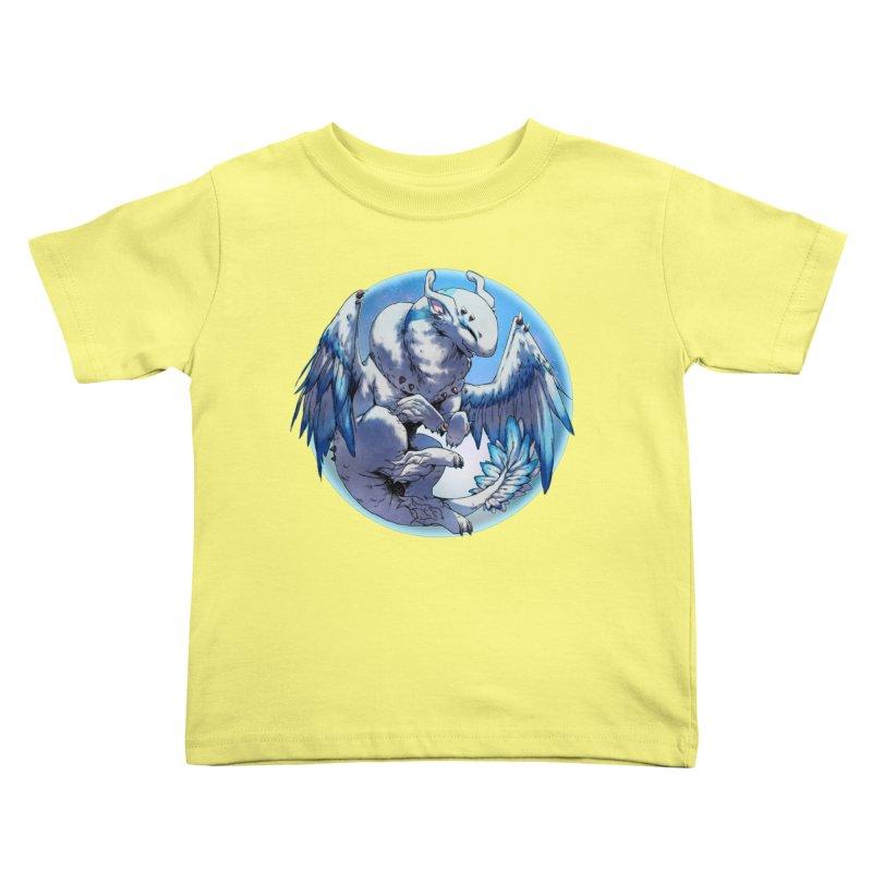 FroYo Snowglobe Kids Toddler T-Shirt by AdeptGamer's Merchandise
