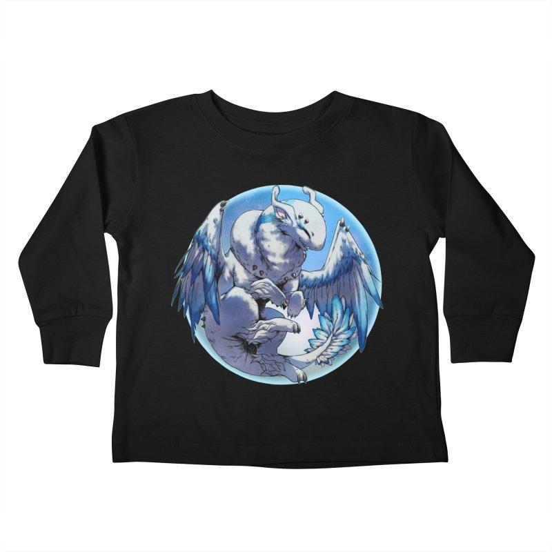 FroYo Snowglobe Kids Toddler Longsleeve T-Shirt by AdeptGamer's Merchandise