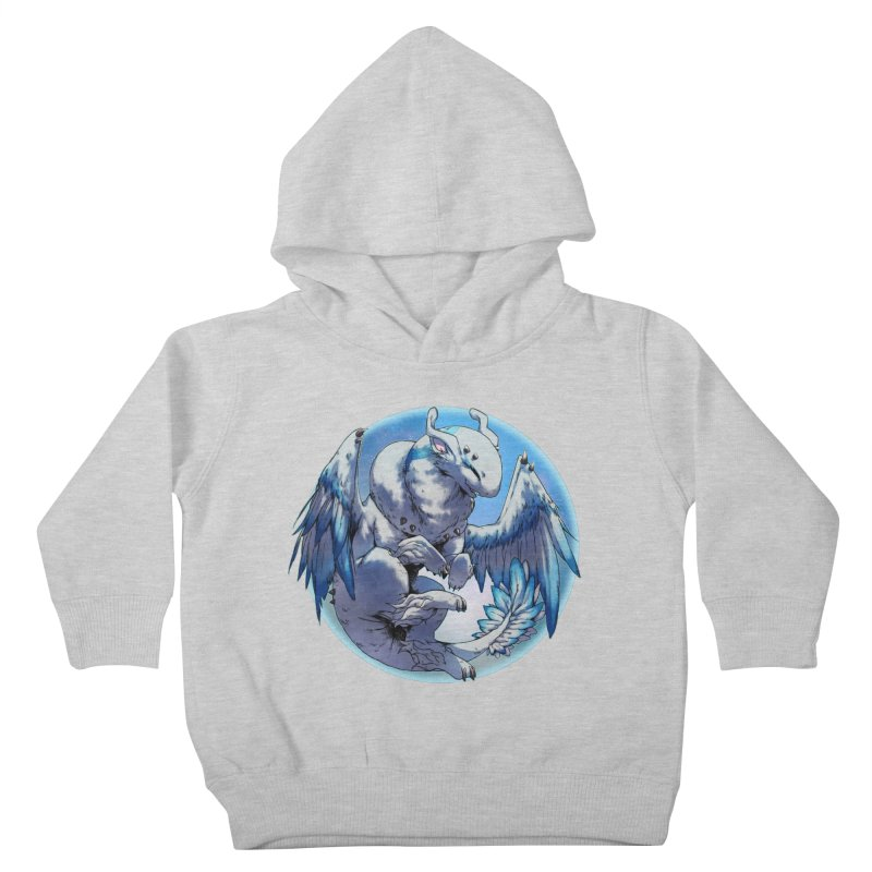 FroYo Snowglobe Kids Toddler Pullover Hoody by AdeptGamer's Merchandise