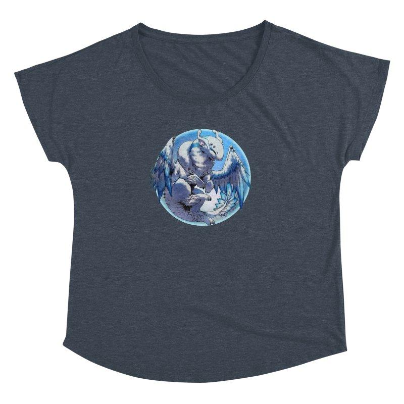 FroYo Snowglobe Women's Dolman by AdeptGamer's Merchandise