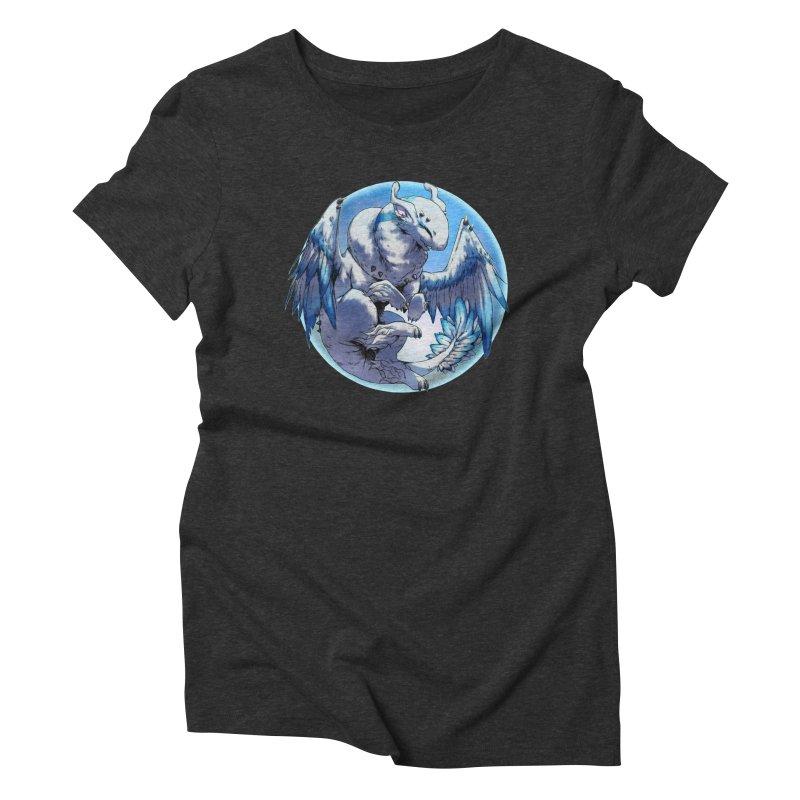 FroYo Snowglobe Women's Triblend T-Shirt by AdeptGamer's Merchandise