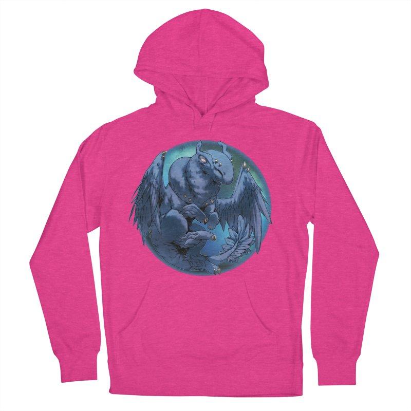 Blueberry Snowglobe Women's Pullover Hoody by AdeptGamer's Merchandise