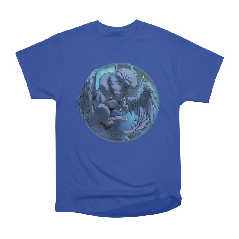 Blueberry Snowglobe Women's Classic Unisex T-Shirt by AdeptGamer's Merchandise