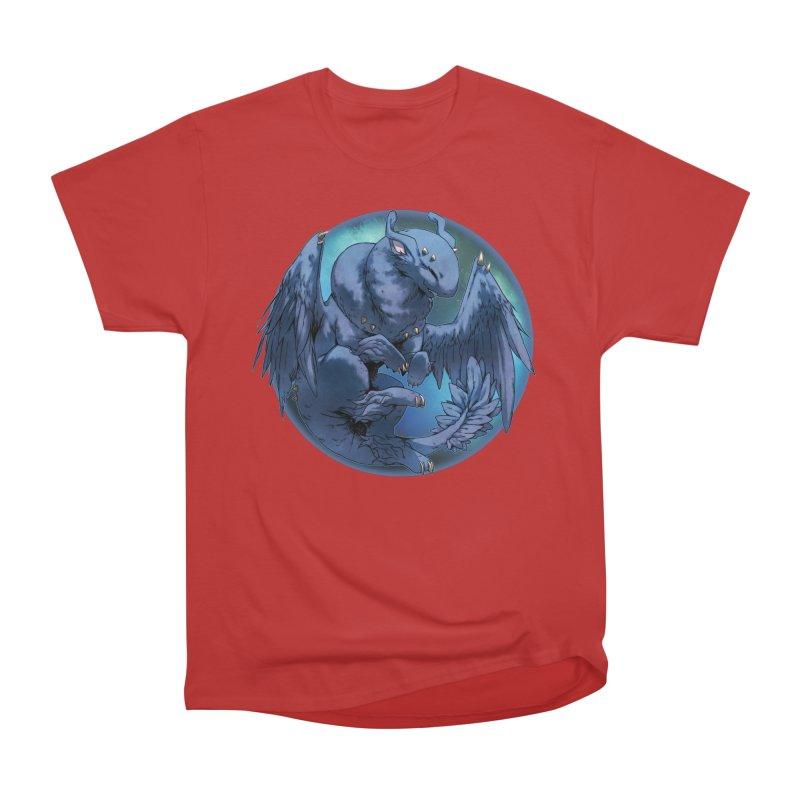 Blueberry Snowglobe Men's Heavyweight T-Shirt by AdeptGamer's Merchandise