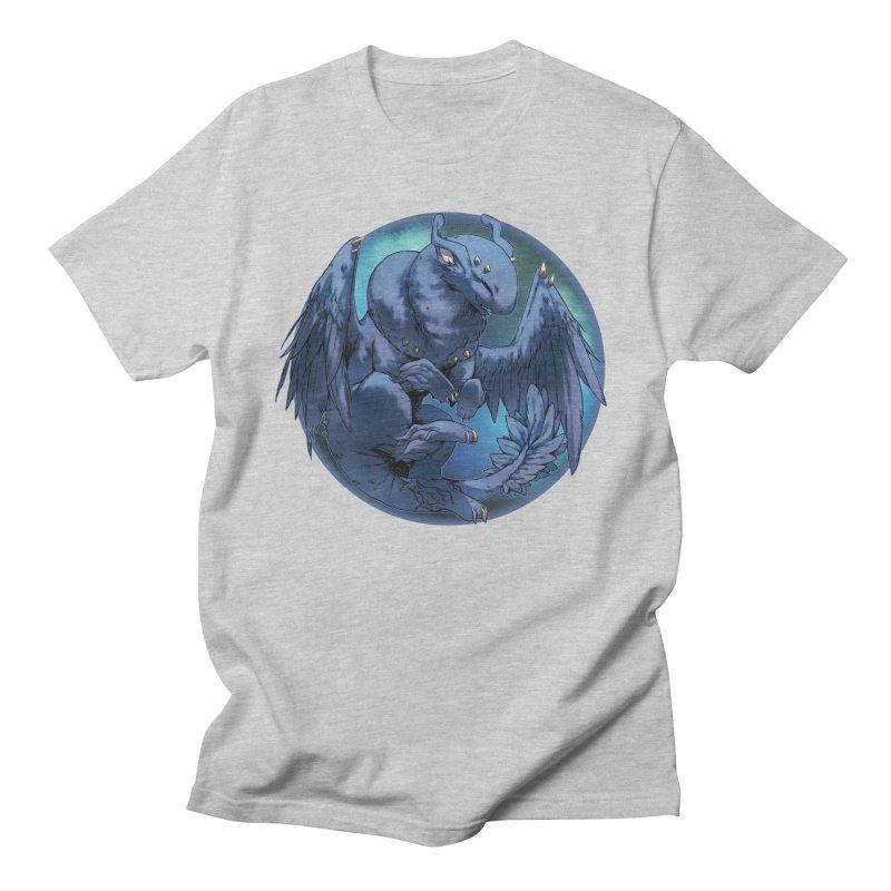 Blueberry Snowglobe Men's Regular T-Shirt by AdeptGamer's Merchandise