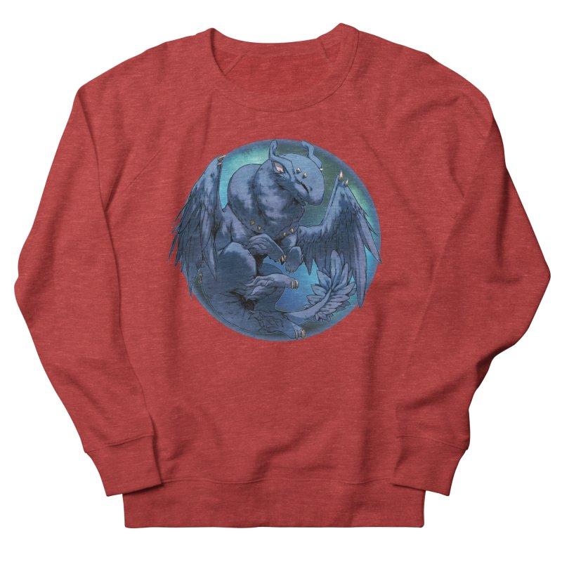 Blueberry Snowglobe Women's French Terry Sweatshirt by AdeptGamer's Merchandise