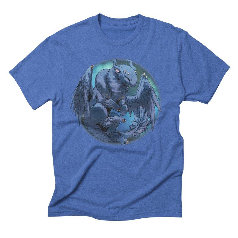 Blueberry Snowglobe Men's T-Shirt by AdeptGamer's Merchandise