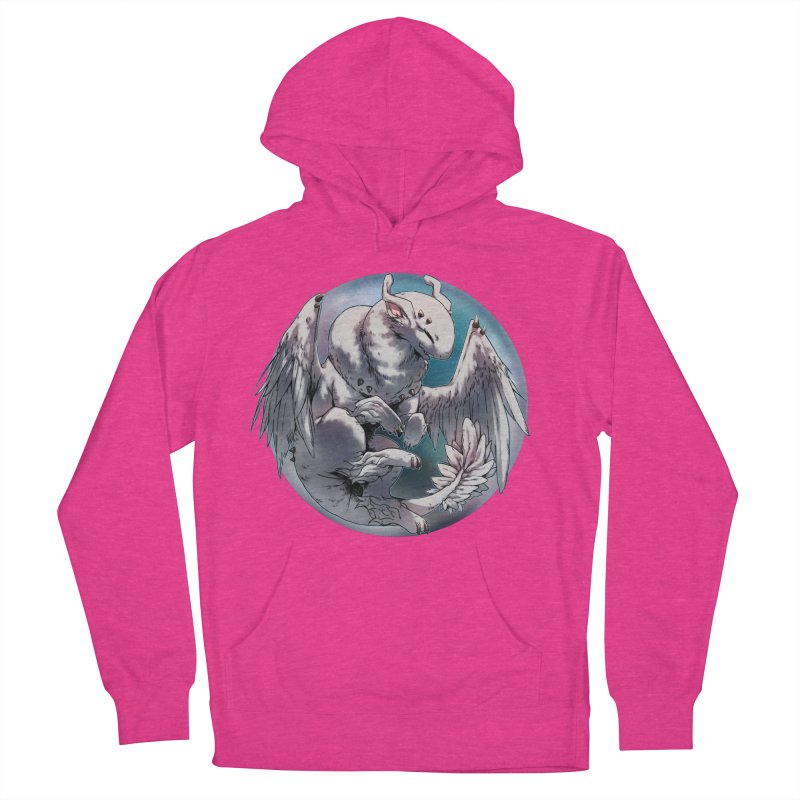 Fleeting Snow Snowglobe Women's French Terry Pullover Hoody by AdeptGamer's Merchandise