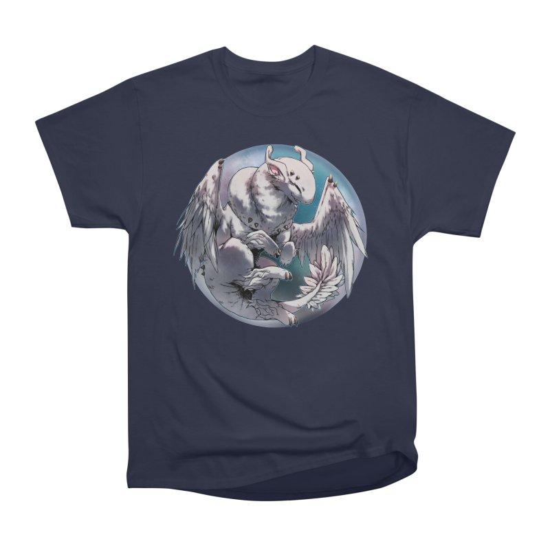 Fleeting Snow Snowglobe Women's Classic Unisex T-Shirt by AdeptGamer's Merchandise