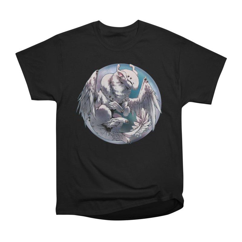 Fleeting Snow Snowglobe Women's Heavyweight Unisex T-Shirt by AdeptGamer's Merchandise