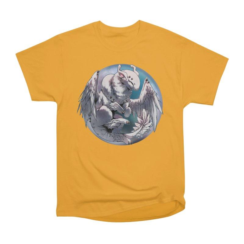 Fleeting Snow Snowglobe Men's Heavyweight T-Shirt by AdeptGamer's Merchandise