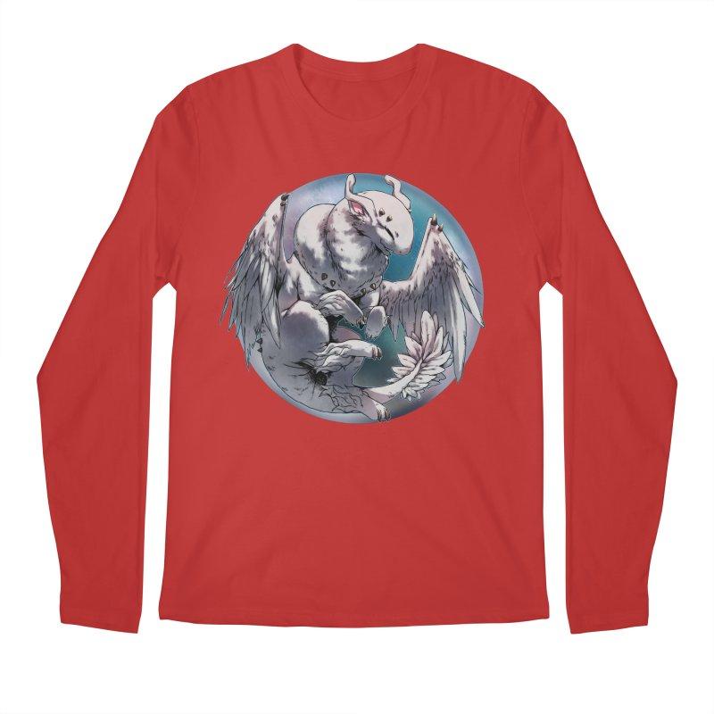 Fleeting Snow Snowglobe Men's Longsleeve T-Shirt by AdeptGamer's Merchandise
