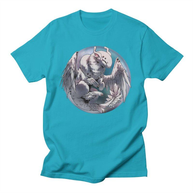 Fleeting Snow Snowglobe Men's Regular T-Shirt by AdeptGamer's Merchandise