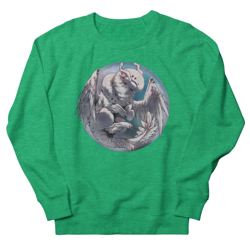 Fleeting Snow Snowglobe Women's Sweatshirt by AdeptGamer's Merchandise