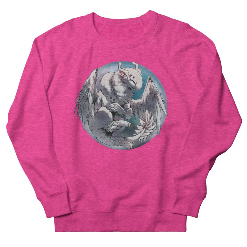 Fleeting Snow Snowglobe Men's French Terry Sweatshirt by AdeptGamer's Merchandise