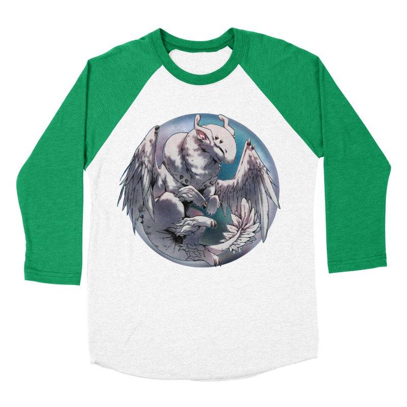 Fleeting Snow Snowglobe Women's Baseball Triblend T-Shirt by AdeptGamer's Merchandise