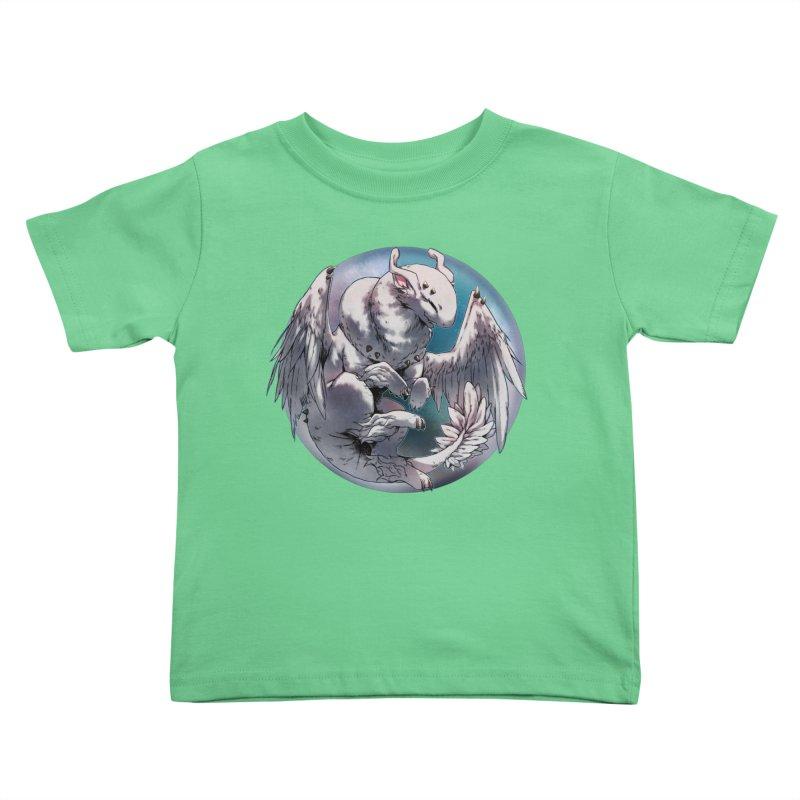 Fleeting Snow Snowglobe Kids Toddler T-Shirt by AdeptGamer's Merchandise