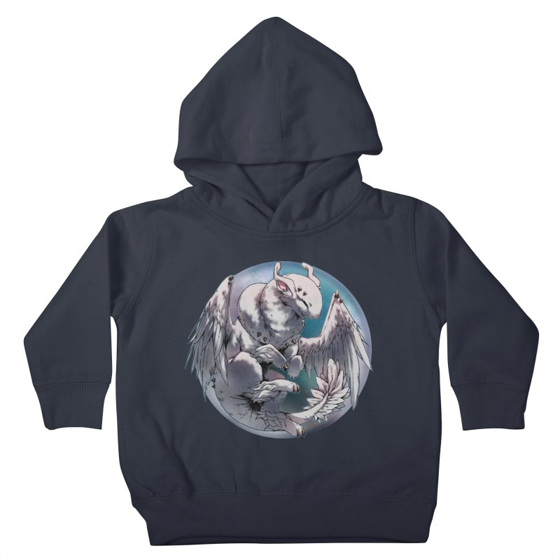 Fleeting Snow Snowglobe Kids Toddler Pullover Hoody by AdeptGamer's Merchandise