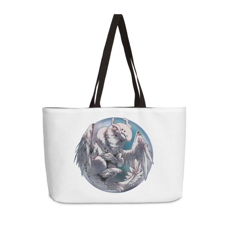 Fleeting Snow Snowglobe Accessories Bag by AdeptGamer's Merchandise