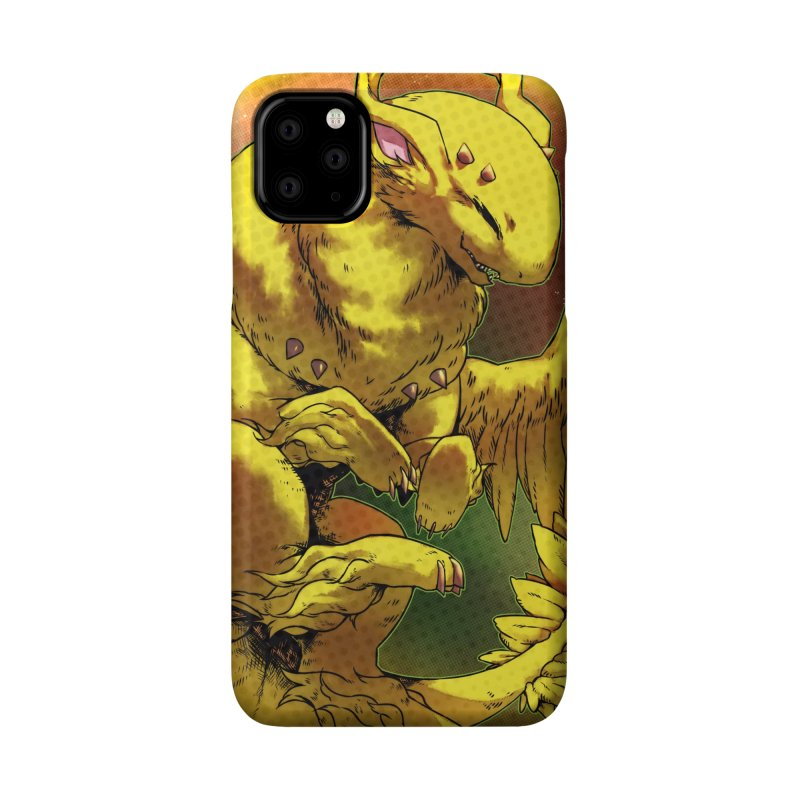 Lemon Drop Snowglobe Accessories Phone Case by AdeptGamer's Merchandise