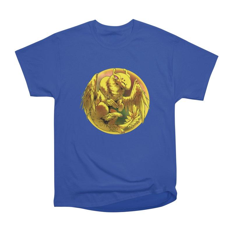 Lemon Drop Snowglobe Men's Heavyweight T-Shirt by AdeptGamer's Merchandise