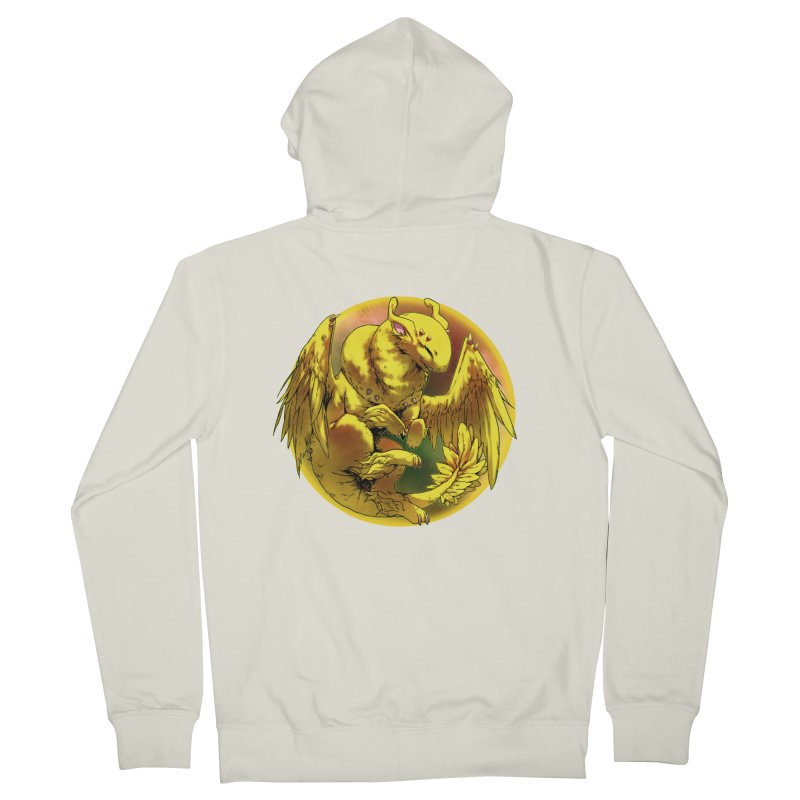 Lemon Drop Snowglobe Women's Zip-Up Hoody by AdeptGamer's Merchandise