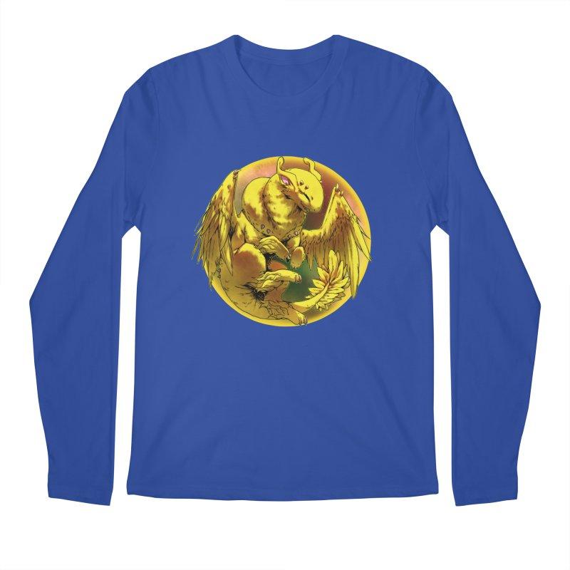 Lemon Drop Snowglobe Men's Regular Longsleeve T-Shirt by AdeptGamer's Merchandise