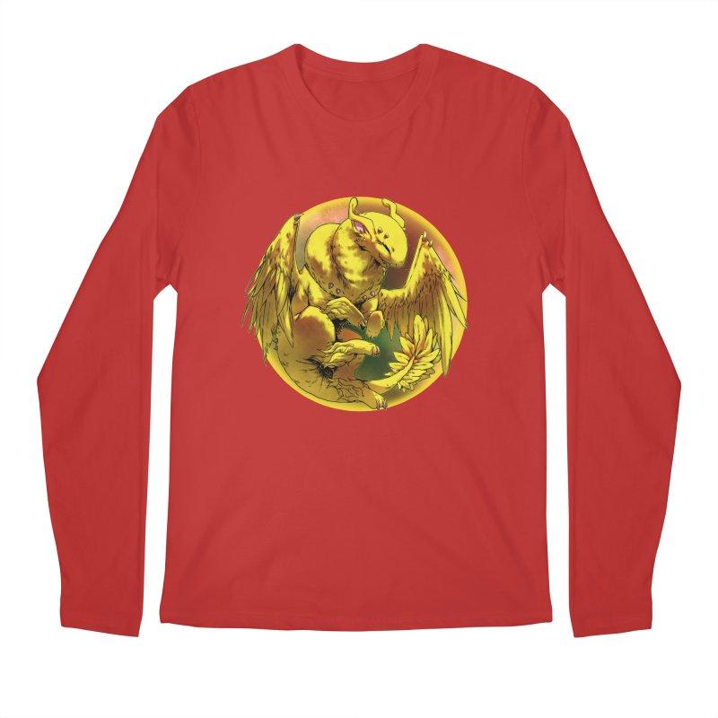 Lemon Drop Snowglobe Men's Longsleeve T-Shirt by AdeptGamer's Merchandise