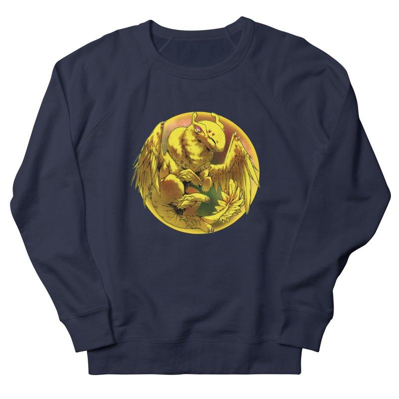 Lemon Drop Snowglobe Men's French Terry Sweatshirt by AdeptGamer's Merchandise