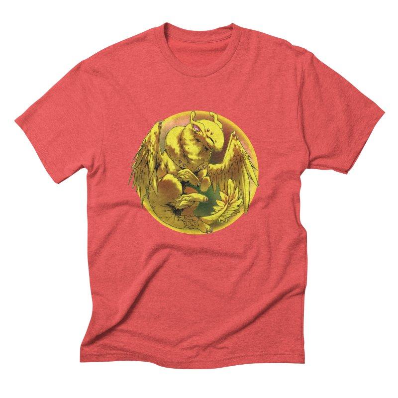 Lemon Drop Snowglobe Men's Triblend T-Shirt by AdeptGamer's Merchandise