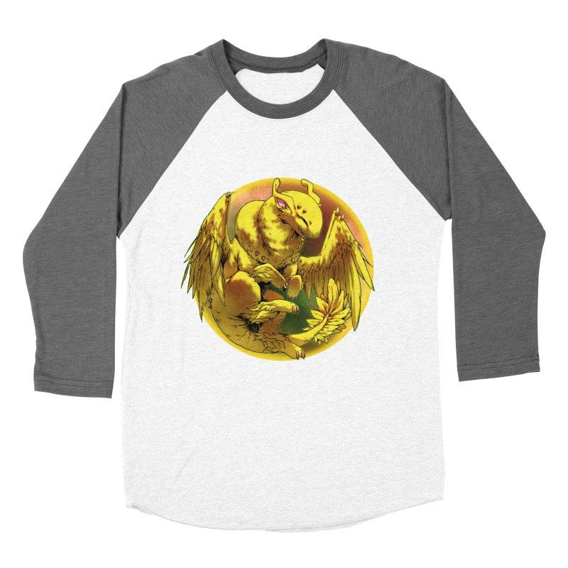Lemon Drop Snowglobe Women's Baseball Triblend T-Shirt by AdeptGamer's Merchandise