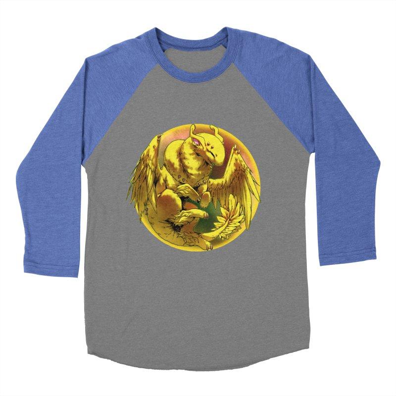 Lemon Drop Snowglobe Women's Baseball Triblend Longsleeve T-Shirt by AdeptGamer's Merchandise